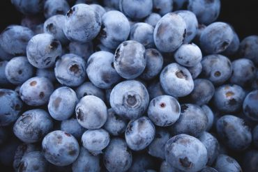blood sugar control - blueberries