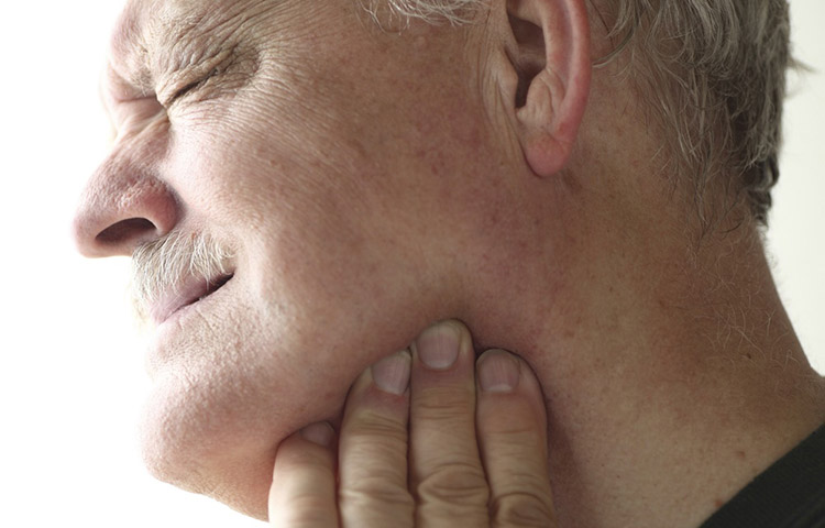 diabetes jaw pain