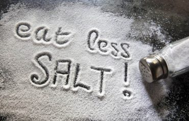 diabetes and salt