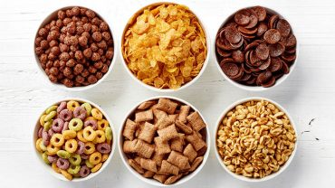 diabetes and cereals