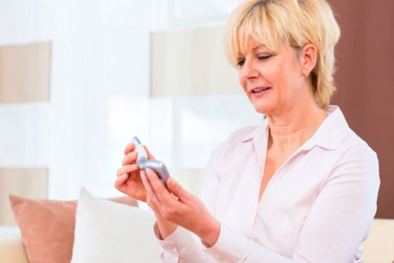 diabetes in women over 40