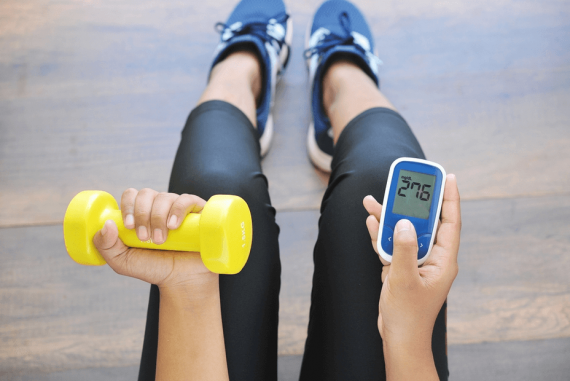 diabetes and muscles