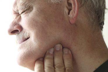 diabetes jaw pain