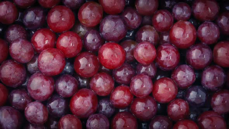 diabetes and red grapes