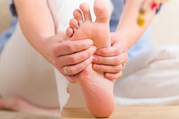 diabetes and numb feet