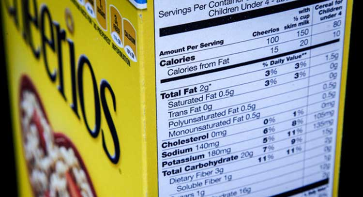 How To Read Food Labels With Diabetes